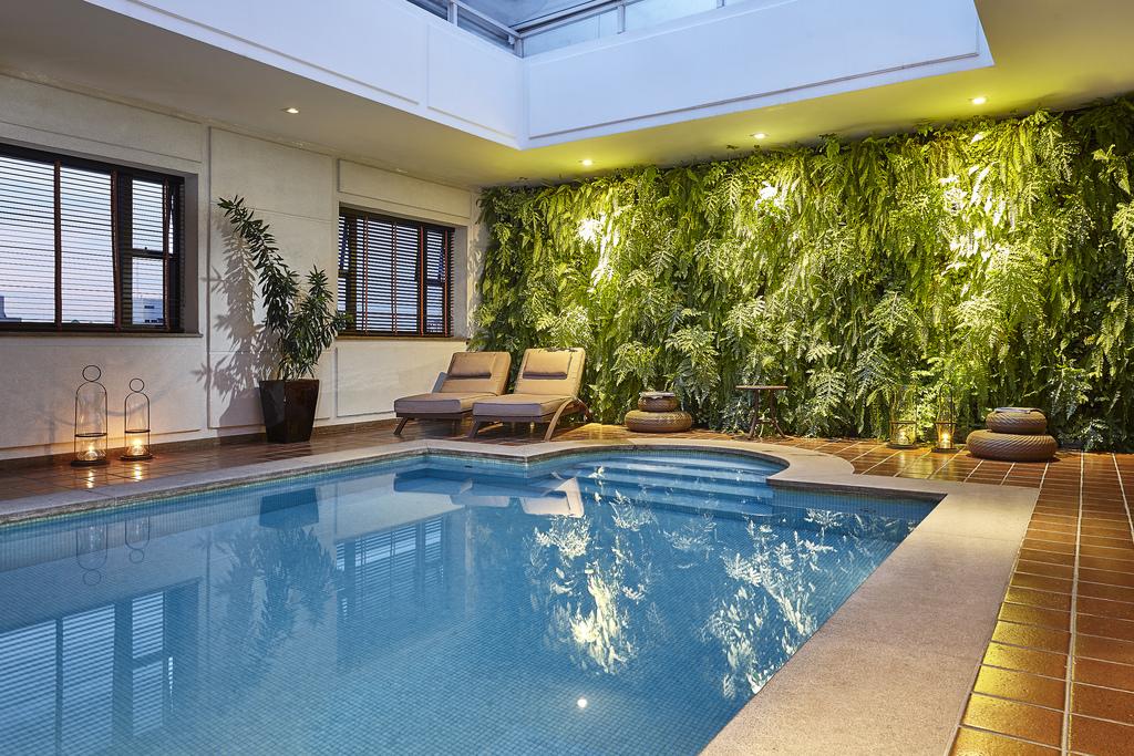 Let's focus on indoor pools