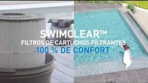 Filtros de cartuchos SwimClear™