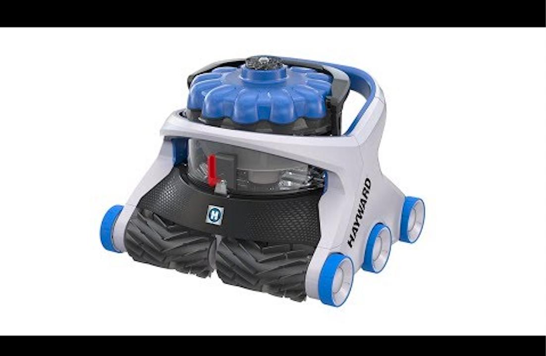 Limpiafondo AquaVac® 6 Series