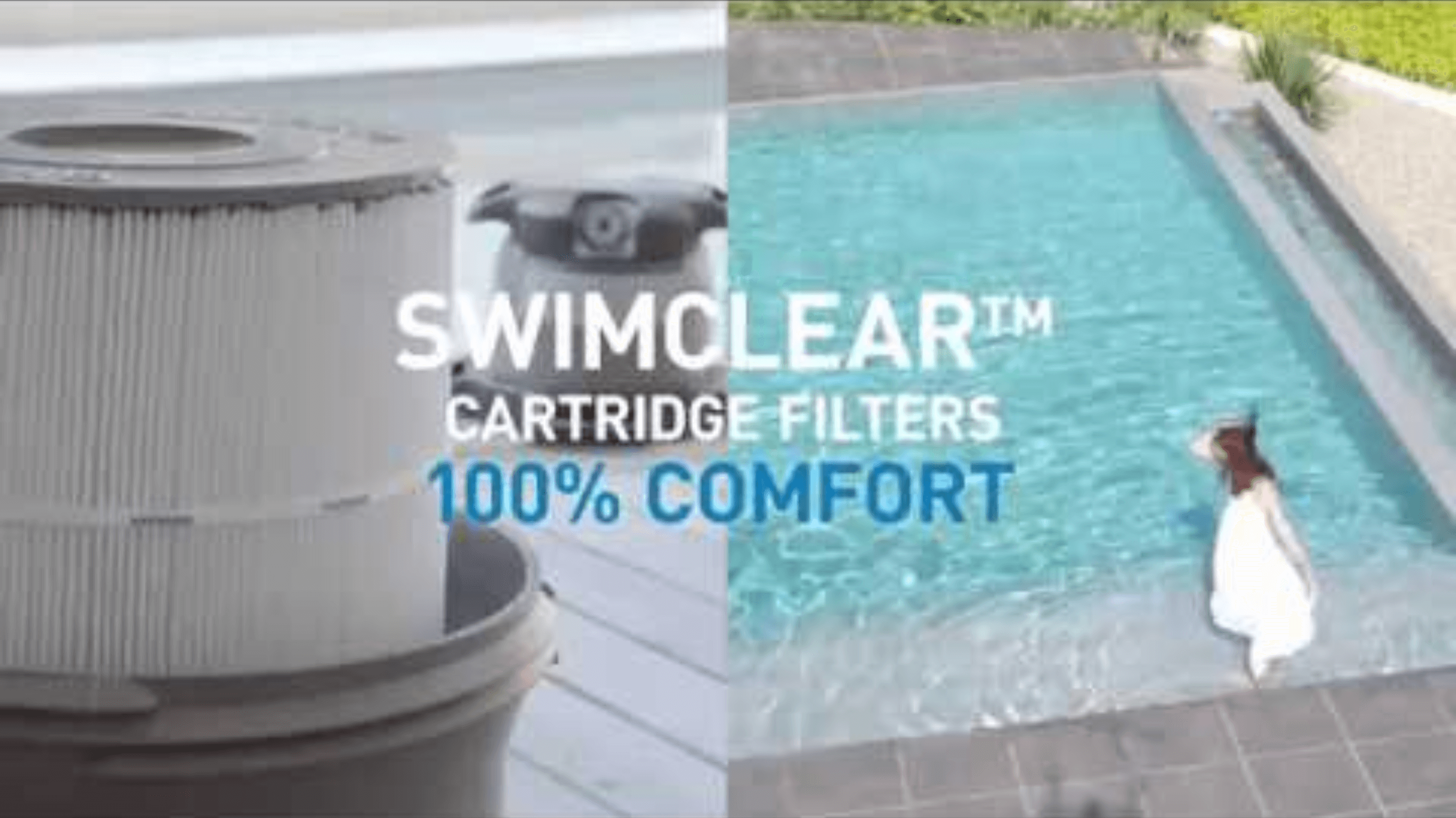SwimClear Cartridge Filter