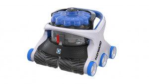 Hayward neuer elektrische AquaVac 6 Series Reinigungsroboter
