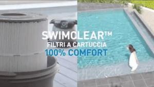 SwimClear filtri a cartuccia