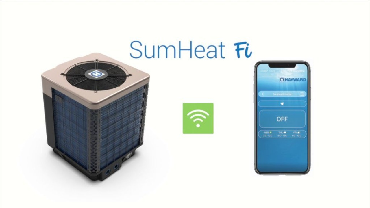How to connect & control my SUMHEAT Full Inverter from my Smartphone / For IOS