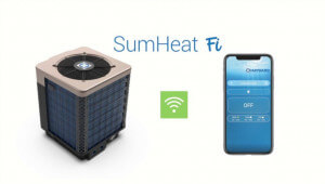 How to connect & control my SUMHEAT Full Inverter from my Smartphone / For android