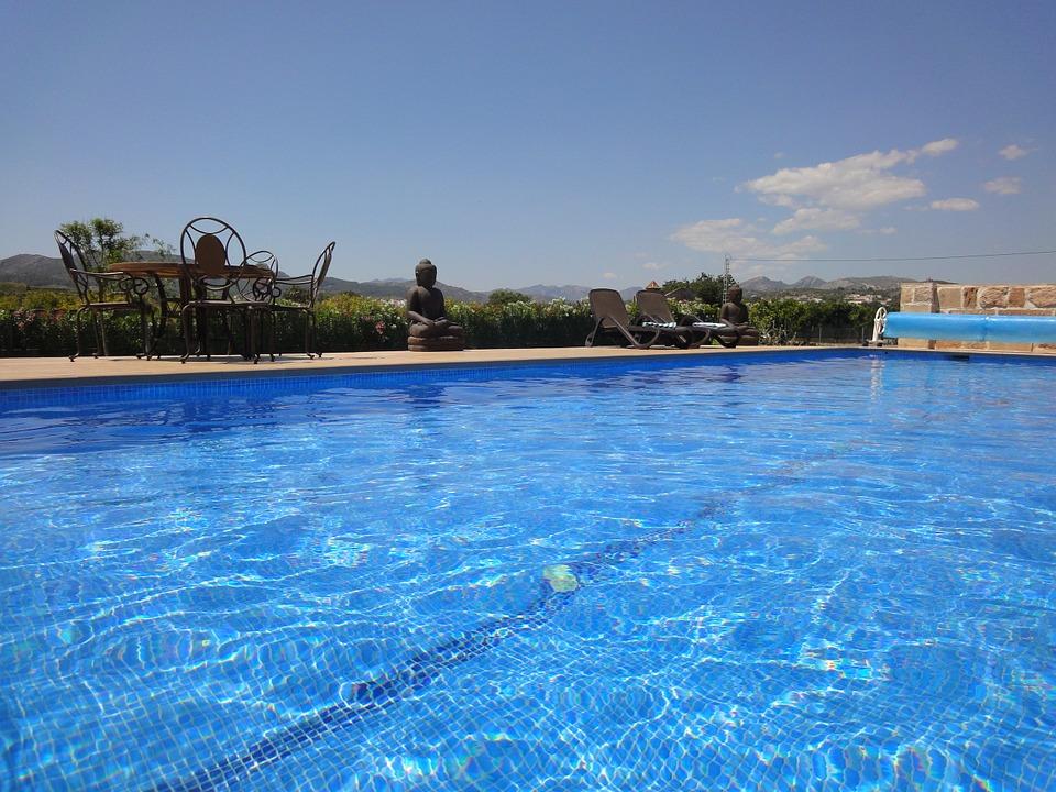 Je veux installer le chauffage dans ma piscine
